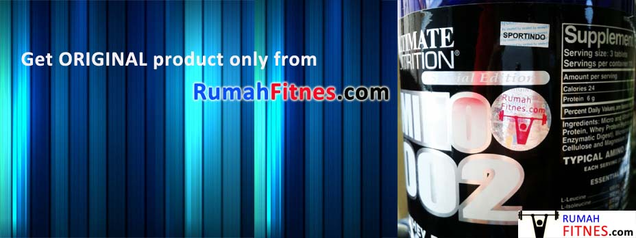 Distributor suplemen fitness Indonesia