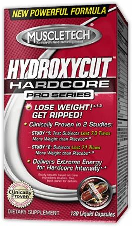 MuscleTech Hydroxycut Hardcore Pro Series