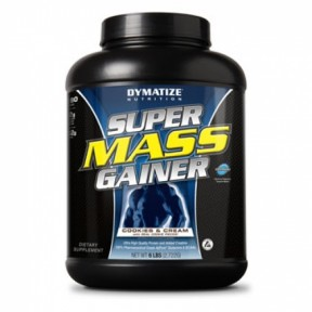 dymatize supermass gainer