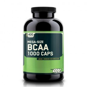 ON BCAA 400 Caps