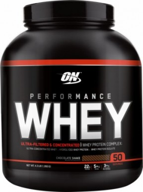 ON whey performance
