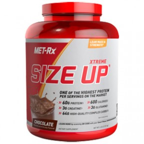 met rx extreme size up