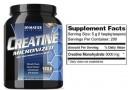 Dymatize creatine 1000 gr nutfacts