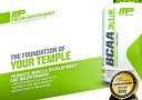 MusclePharm BCAA Banner