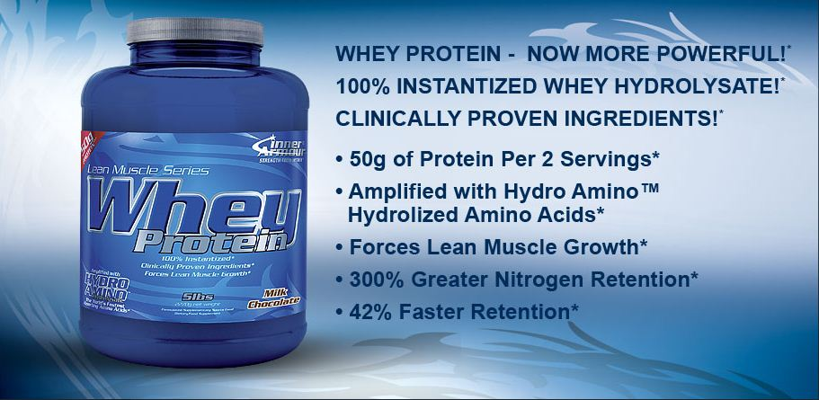 Inner Armour Whey Protein