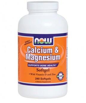 now calcium and magnesium