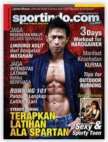 Majalah Sportindo Agustus 2012