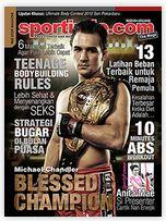 Majalah Sportindo Juli 2012