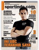 Majalah Sportindo Mei 2012