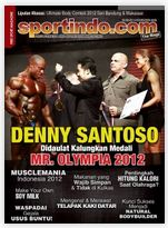 Majalah Sportindo November 2012