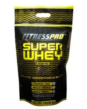 Fitnesspro Super Whey 10lbs