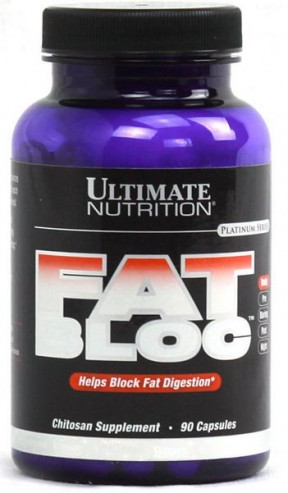 ultimate nutrition super fat bloc