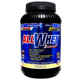 All Maxx Whey Protein
