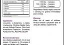 SciVation Xtend Nutrition Facts