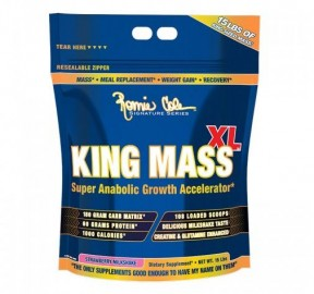 Ronnie Cole King Mass XL Banner
