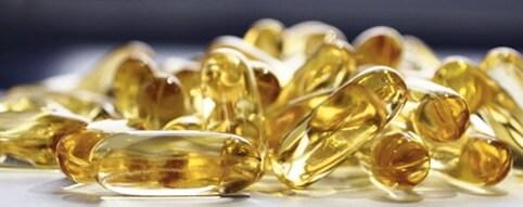 Suplemen Minyak Ikan Omega-3