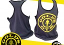 Singlet Gym Golds Gym