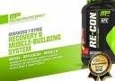 MusclePharm Recon Banner