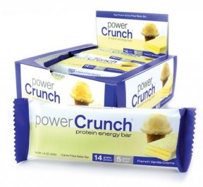 powercrunch protein waffer