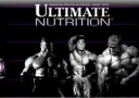 Ultimate Nutrition Poster