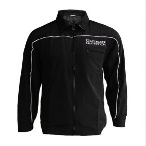 team ultimate nutrition jacket