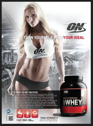 ON Whey Gold BPOM