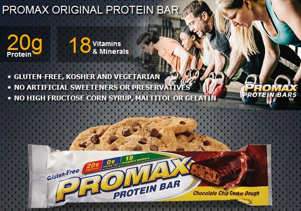 Promax Protein Bar Chocolate