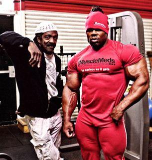 t-shirt musclemeds red