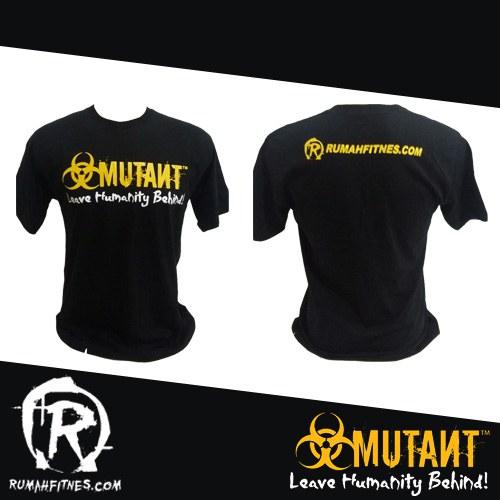 t-shirt mutant black