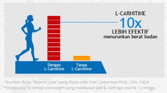 Pembakar Lemak L Carnitine