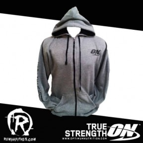 optimum nutrition jacket