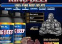 ronnie king beef isolate