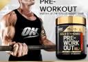 Gold Standard Pre Workout