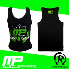 singlet gym musclepharm crest