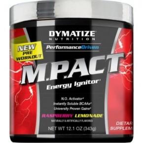 Dymatize MPACT Pre Workout