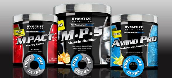 Dymatize Performance Drive