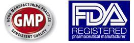 GMP FDA logo