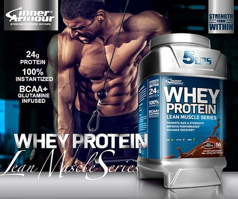 Inner Armour Lean Whey Series