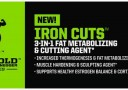 arnold iron cut