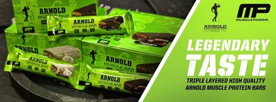 Arnold Protein Bar