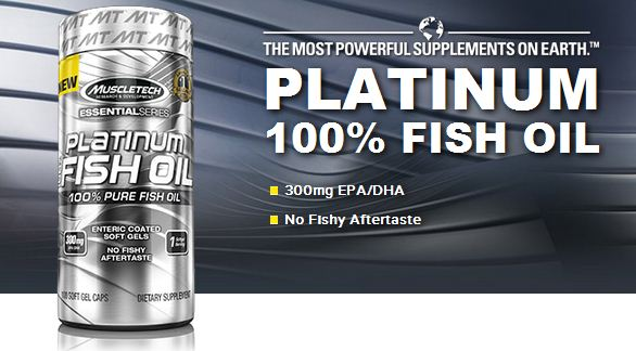 Platinum Fish Oil
