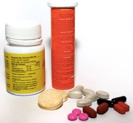 suplemen vitamin dan mineral