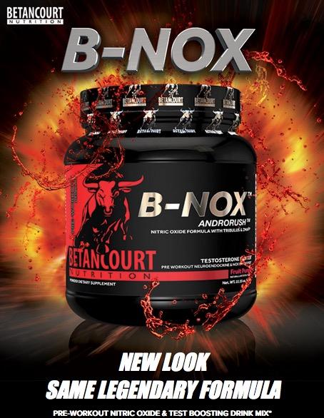 Suplemen Betancourt BNOX