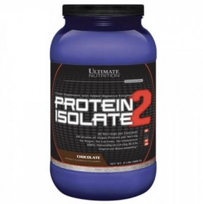 Ultimate Nutrition Protein Isolate 2