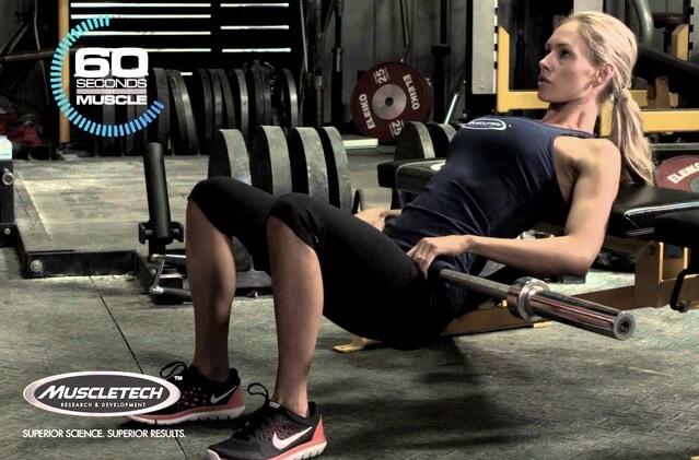 Musceltech Female Athlete