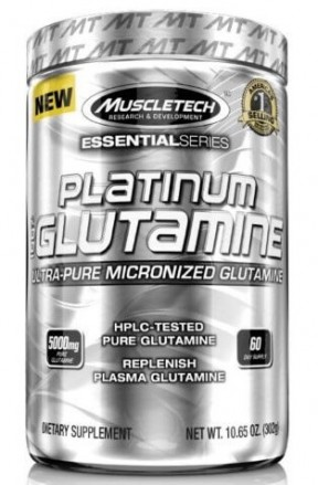 Muscletech Platinum Glutamine