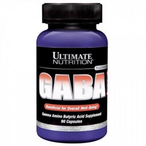 Ultimate Nutrition GABA