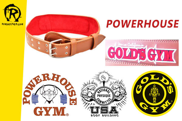 varian gym belt