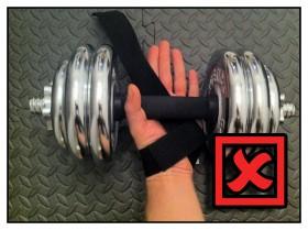 Cara Yang Salah Menggunakan Power Strap