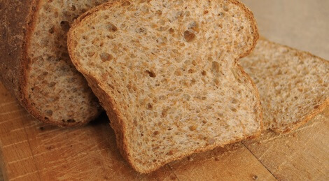 Roti Gandum TInggi Serat